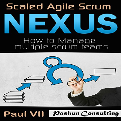 Scaled Agile Scrum: Nexus audiobook cover art