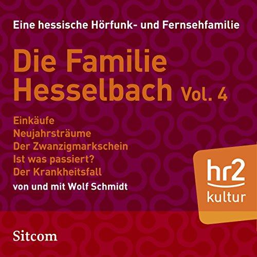 Die Familie Hesselbach, Vol. 4 Titelbild