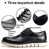 Zoom IMG-1 jitai scarpe oxford da uomo