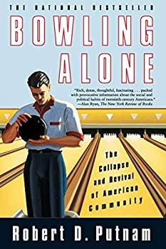 Paperback Bowling Alone: The Collapse and Revival of American Community Book