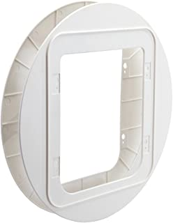 SureFlap Pet Door Mounting Adaptor – White
