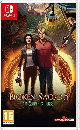Broken Sword 5 - The Serpent's Curse [Edizione: Regno Unito]