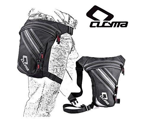 CUCYMA JOQINEER CB-1603-Motorrad Racing Beintasche von YUJOY Outdoor Tasche Bike Bag Radfahren Hip Bag Tactical Bag