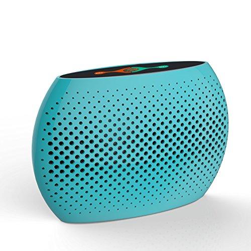 ASEOK elettrico Mini deumidificatore, della famiglia portatile Deumidificatore elettronico, umidità rigenerativa ricaricabile assorbente asciugatrice, disseccante sostituto. Armadi, camera (Verde)