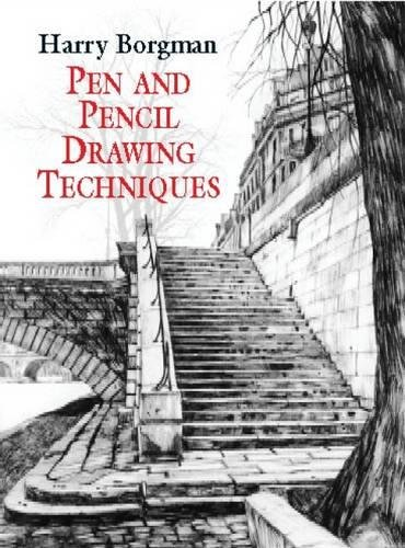 Pen and Pencil Drawing Techniques (Dover Art Instruction)