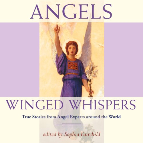 Angels: Winged Whispers cover art