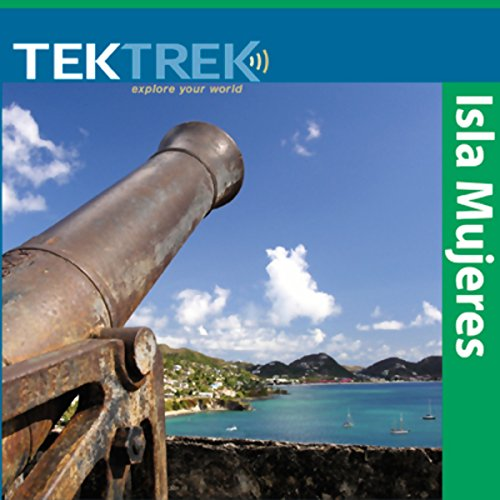 Isla Mujeres audiobook cover art