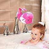 Protection pour robinet, sécurité pour enfant bébé - Baleine rose ou bleue