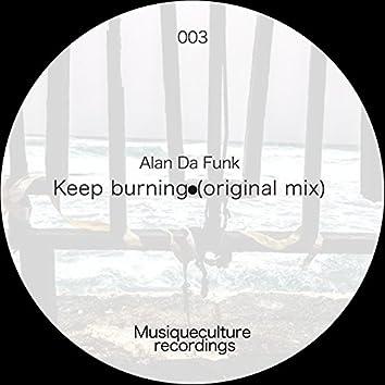 keep burning(original mix)