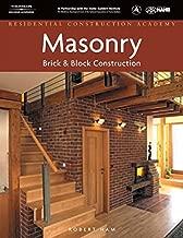masonry brick and block construction
