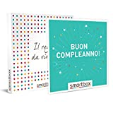 SMARTBOX - Cofanetto regalo di compleanno - idee regalo originale - Esperienze a scelta fra soggiorni, attività di gusto, relax o svago