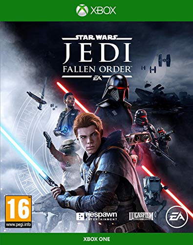 Star Wars Jedi : Fallen...