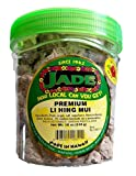 Jade Premium Li Hing Mui (Dried Plum) Large 17 oz Jar