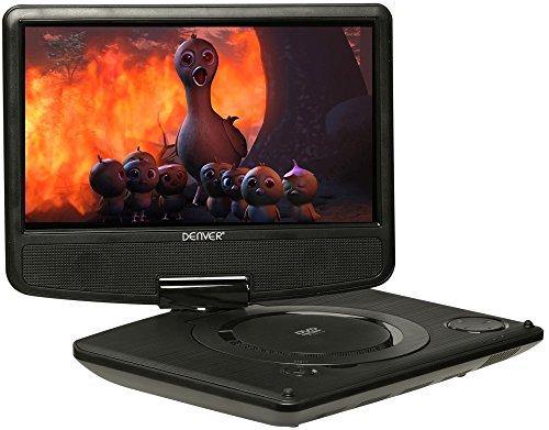 Denver MT-983 9'' portabler DVD-Player mit Befestigung