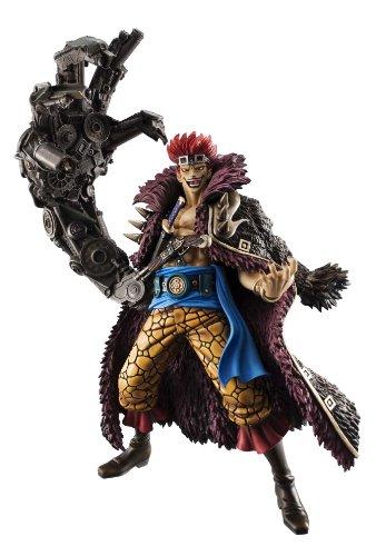 Figurine 'One Piece' - Excellent Model Neo Maximum - Eustass Captain Kid