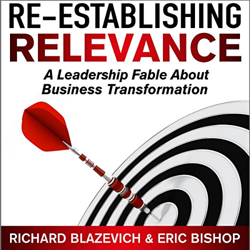 Re-Establishing Relevance audiobook cover art