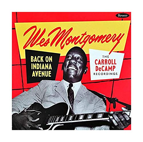Back On Indiana Avenue: The Carroll Decamp Recordings (180G/2Lp) (Rsd)