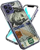Transparent Soft TPU Flexible Corver Case Compatible with iPhone 11 Cover Money - One Hundred Dollar Bill If You Like Purchase Try A Cel