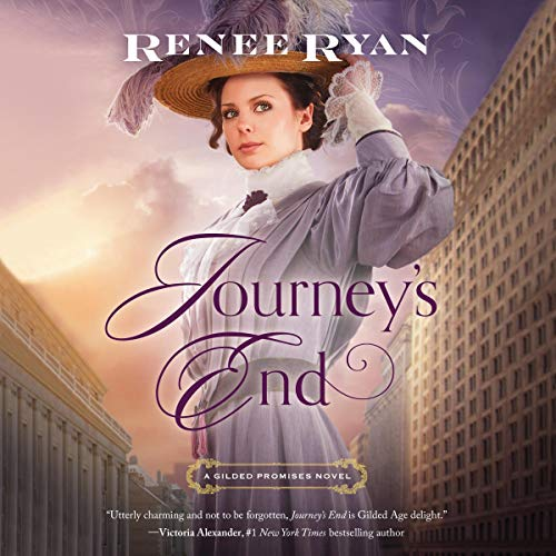 Journey's End audiobook cover art