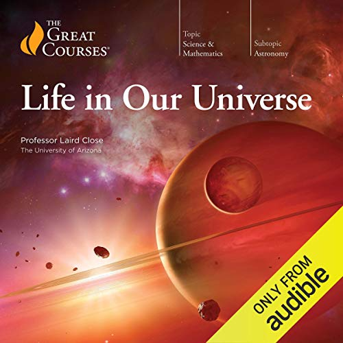 Life in Our Universe audiobook cover art