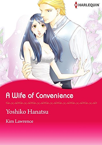 A Wife of Convenience: Harlequin comics (English Edition)