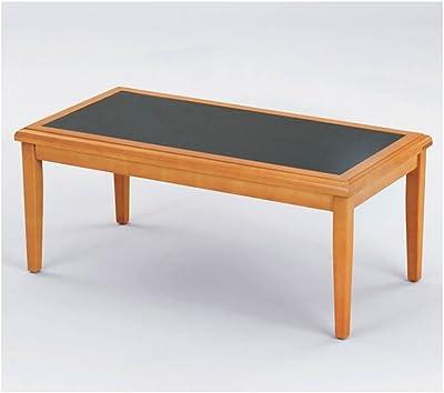 Amazon.com: Rocket mesa de centro con vidrio templado ...