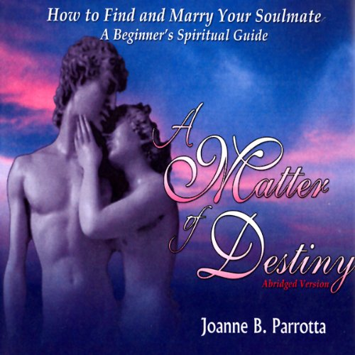 A Matter of Destiny audiobook cover art