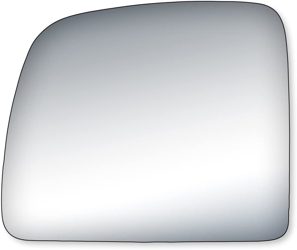 Fit System 99030 Ford//Mazda Driver//Passenger Side Replacement Mirror Glass