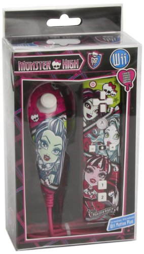 Indeca CT-482 Monster HIGH WII Controllers Gamepad