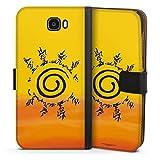DeinDesign Étui Compatible avec Huawei Y6 II Compact Étui Folio Étui magnétique Naruto Shippuden...