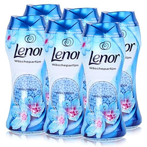 6er Pack - Lenor UnStoppables Wäscheparfüm - Aprilfrisch - 210 g