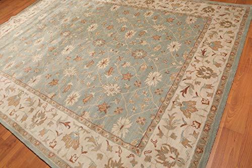 Persian Designs Alfombras y alfombras persas Azules Tradicionales Antiguas Hechas a Mano Área de Lana Oriental Alfombra y Alfombra ((244x305) cm)