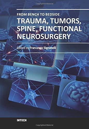 Desde el Banco para mesilla de noche-Trauma, Tumores, la columna vertebral, Funcional neurocirugía