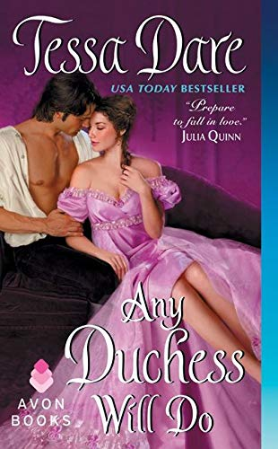 Any Duchess Will Do: 4 (Spindle Cove)