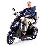 E-Wheels - EW-36 Elite Scooter with Electromagnetic Brakes - 3-Wheel -...