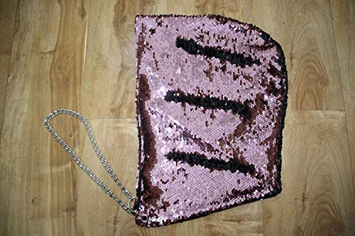 Nine-tailed fox Europa Und Die Vereinigten Staaten Außenhandel Pailletten Mode Hut Ebay Weihnachten Kleid Haube Halloween Hut (Color : Pink Black)
