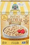 Bakery on Main Gluten Free Non-GMO Instant Oatmeal, Unsweetened, 10.5 Ounce Box
