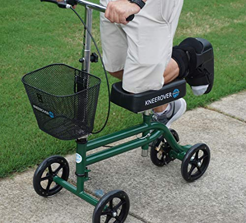 KneeRover Steerable Knee Scooter