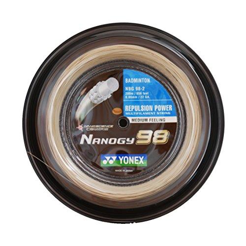 YONEX NANOGY 98 BADMINTON CORDAGE 200M