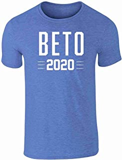 Beto 2020 Beto O'Rourke for President Campaign Graphic Tee T-Shirt for Men