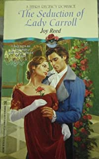 The Seduction Of Lady Carroll (Zebra Regency Romance)