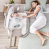 Bedside Bassinet For Newborn