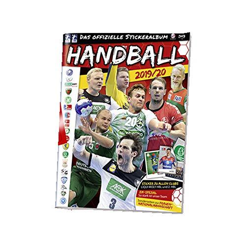 Victus Handball Bundesliga 2019/20 Sammelsticker- 1 Album