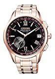 シチズン 腕時計 エクシード エコ ドライブ GPS衛星電波時計 F150 ダイレクトフライト ラグビー日本代表モデル BRAVE BLOSSOMS Limited Models 限定800本 CC3056-68E メンズ ピンクゴールド