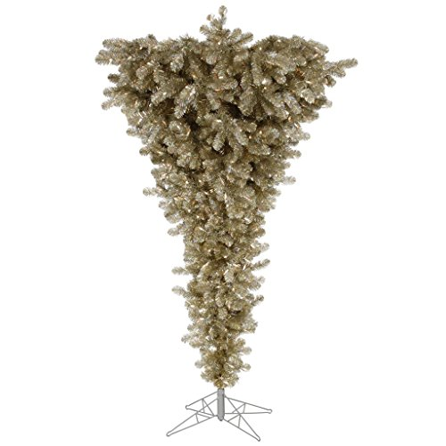 Vickerman Upside Down Full Pre-lit LED Christmas Tree