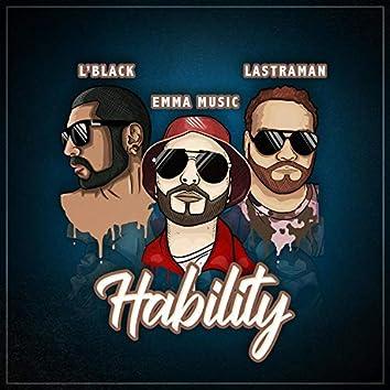 Hability (feat. L`black & Lastraman)