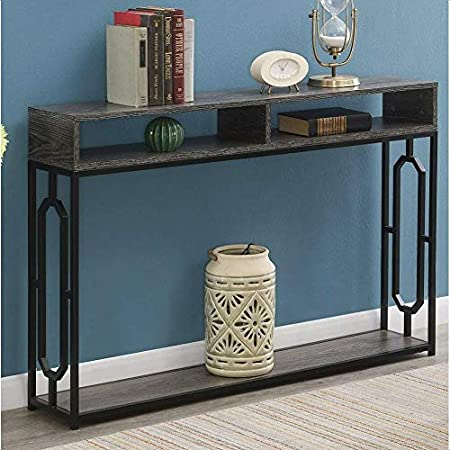 Amazon Com Liverman 47 25 Console Table Kitchen Dining