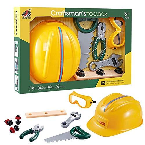 Kinder Repair Game Play Werkzeuge Koffer Simulation Reparatur-Werkzeug Für Kinder Plastikspielzeug-Set...