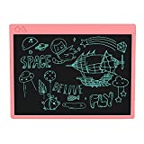 LCD Writing Tablet Rechargeable One Button Erase 16 Inch Drawing Tablet for Kids Adults Home Office School with Stylus Pen