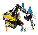 Sluban - M38-B0551 - Kit de Construcción - Fouilleur - Ciudad - 614 Co